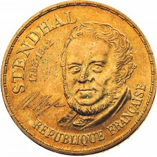 10 Francs Stendhal