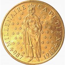 10 Francs Capétiens