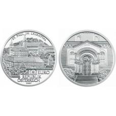 Autriche 2007 - 10 euro Saint Paul Lavanttal
