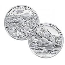 Autriche 2010 - 10 euro ERZBERG
