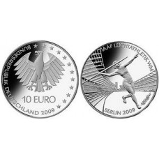 Allemagne 2009 - 10 euro Athlétisme