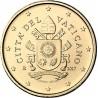 50 cts Vatican - Les Armoiries