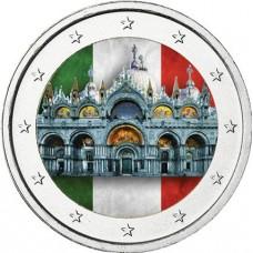 Italie 2017 - 2 euro commémorative en couleur