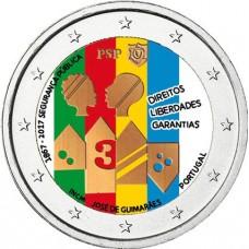 Portugal 2017 - 2 euro commémorative en couleur