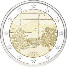 Finlande 2018 - 2 euro commémorative Sauna