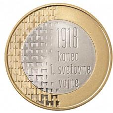 Slovénie 2018 - 100 ans
