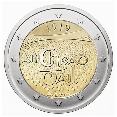 Irlande 2019 - 2 euro commémorative Dail Eireann