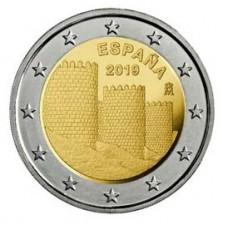 Espagne 2019 - 2 euro commémorative Avila