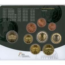 Allemagne 2019 - Coffrets euro BU