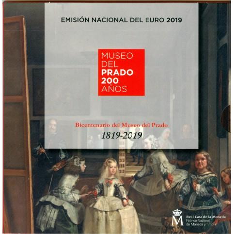 Espagne 2019 - Coffrets euro BU
