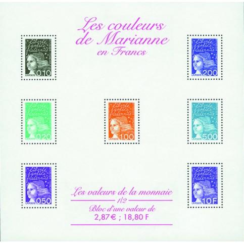 Bloc feuillet France 41