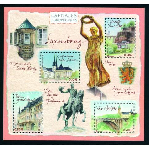 Bloc feuillet France 64