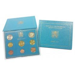 Vatican 2019 - Coffret euro BU