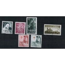 Espagne - Année complète 1953