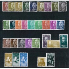 Espagne - Année complète 1955