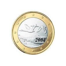 Finlande 1 EURO  2004