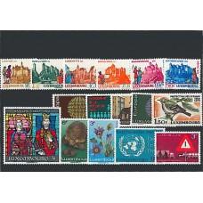 Luxembourg - Année complète 1970