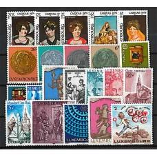 Luxembourg - Année complète 1979