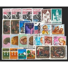 Luxembourg - Année complète 1984