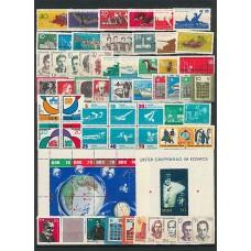 Allemagne de l'Est - Année complète 1962