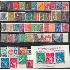 Berlin - Année complète 1949