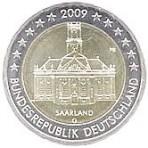 Allemagne 2009 - 2 euro commémorative