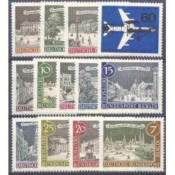 Berlin - Année complète 1962