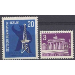 Berlin - Année complète 1963