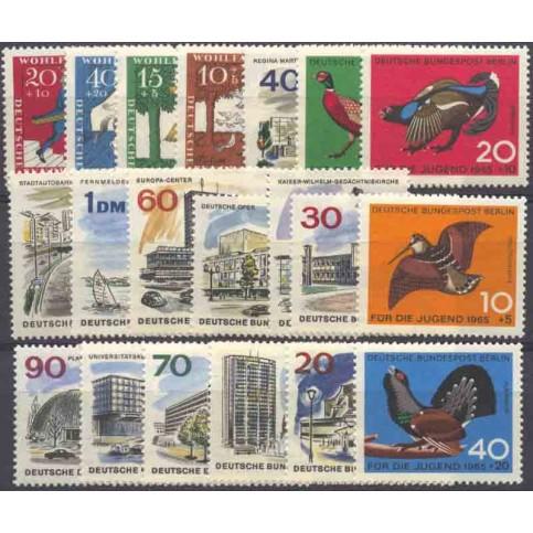 Berlin - Année complète 1965
