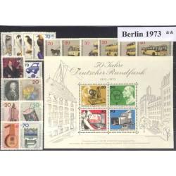 Berlin - Année complète 1973