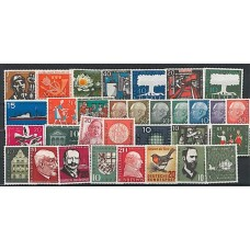 Allemagne RFA - Année complète 1957