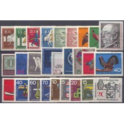 Allemagne RFA - Année complète 1965