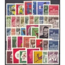 Allemagne RFA - Année complète 1966