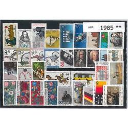 Allemagne RFA - Année complète 1985