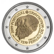 Portugal 2019 - 2 euro commémorative Magellan