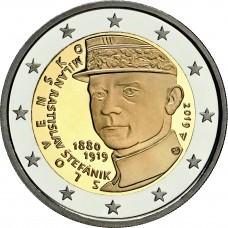 Slovaquie 2019 - 2 euro commémorative Milan