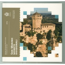 Saint Marin 2019 - Coffrets euro BU