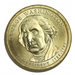 1 DOLLAR PRESIDENT  - George WASHINGTON