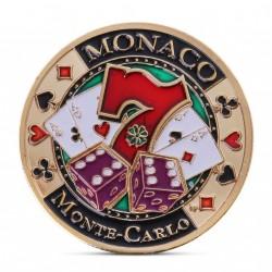 Frappe non monétaire commémorative Casino de Monaco