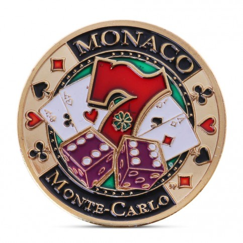 Médaille commémoratice Casino de Monaco
