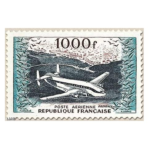 Timbre PA N°33 timbre luxe sans charnières