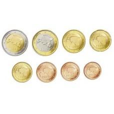 ESTONIE 2011 - SERIE EURO COMPLETE NEUVE