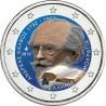 Grèce 2019 Andreas Kalvos - 2 euro commémorative en couleur