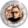 Grèce 2019 Manolis Andronikos - 2 euro commémorative en couleur