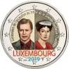 Luxembourg 2019 Charlotte - 2 euro commémorative en couleur