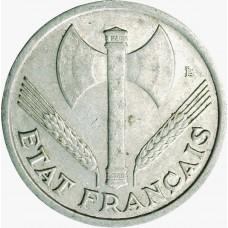Un Franc FRANCISQUE