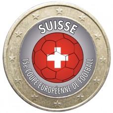 Football - 1 euro domé Suisse