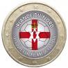 Football - 1 euro domé Irlande du Nord
