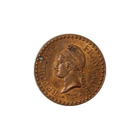 1 Centime DUPRE 1849 A Paris