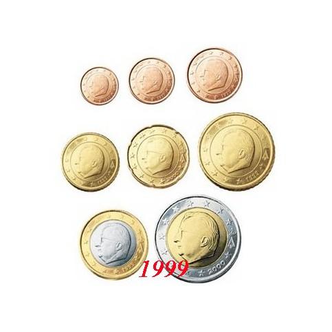 Belgique 1999 - série complète neuve